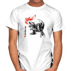 Robot Lizard King Exclusive - Mens - T-Shirts - RIPT Apparel
