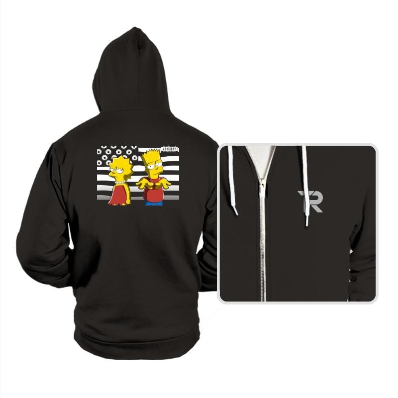 Simpsonia - Hoodies - Hoodies - RIPT Apparel