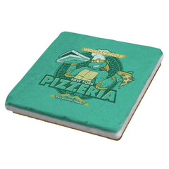 Mikey's Pizzeria - Coasters - Coasters - RIPT Apparel