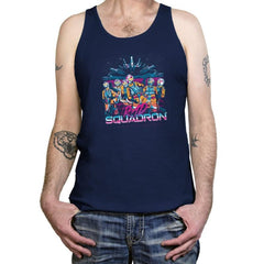 Rad Squadron Exclusive - Tanktop - Tanktop - RIPT Apparel