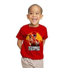 Red Redemption - Youth - T-Shirts - RIPT Apparel