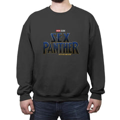 Sex Panther Cologne - Crew Neck Sweatshirt - Crew Neck Sweatshirt - RIPT Apparel