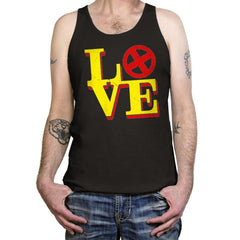 Mutant Love - Tanktop - Tanktop - RIPT Apparel