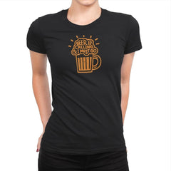 Ataco - Womens Premium - T-Shirts - RIPT Apparel