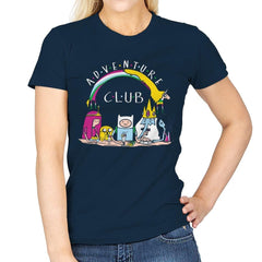 Adventure Club - Womens - T-Shirts - RIPT Apparel