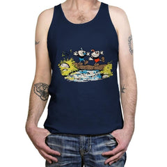 Cup and Mug - Tanktop - Tanktop - RIPT Apparel