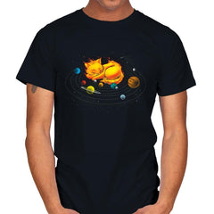The Center of My Universe - Mens - T-Shirts - RIPT Apparel