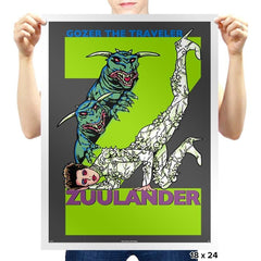 Zuulander Exclusive - Prints - Posters - RIPT Apparel