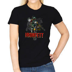 Iron Fett Exclusive - Womens - T-Shirts - RIPT Apparel