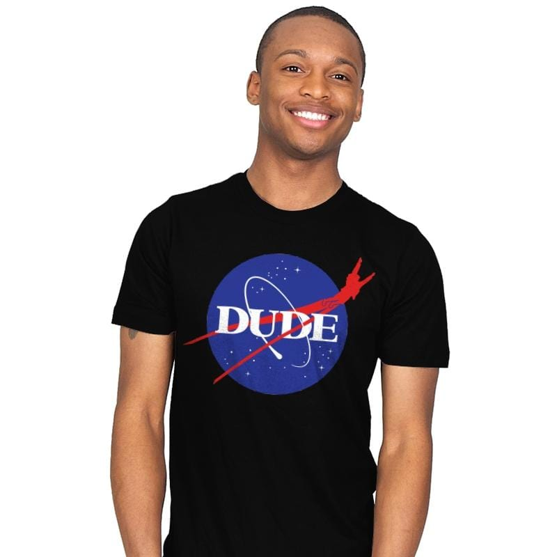 Abide Space Agency - Mens - T-Shirts - RIPT Apparel