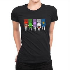 Reservoir Ginyu - Womens Premium - T-Shirts - RIPT Apparel