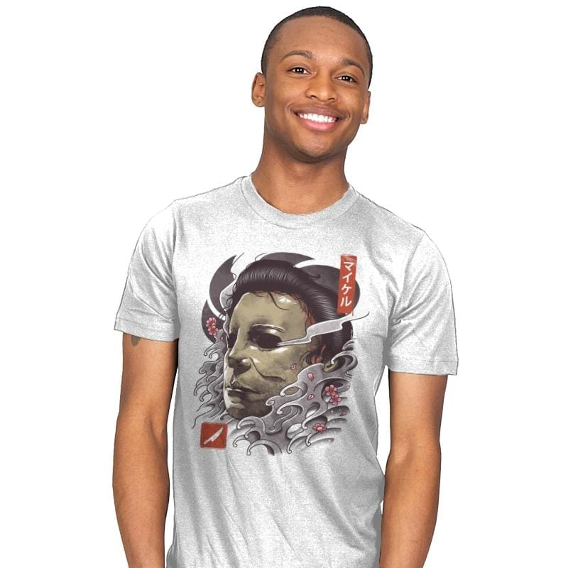 Oni Slasher Mask - Mens - T-Shirts - RIPT Apparel