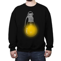 Explosive Idea - Crew Neck Sweatshirt - Crew Neck Sweatshirt - RIPT Apparel