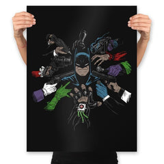 Batwick - Anytime - Prints - Posters - RIPT Apparel