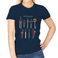 Choose Your Weapons - Womens - T-Shirts - RIPT Apparel