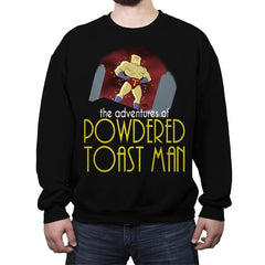 The Adventures of PTM - Crew Neck Sweatshirt - Crew Neck Sweatshirt - RIPT Apparel