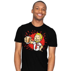 Zombie Boy - Mens - T-Shirts - RIPT Apparel