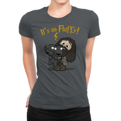 It's So Fluffy! - Raffitees - Womens Premium - T-Shirts - RIPT Apparel