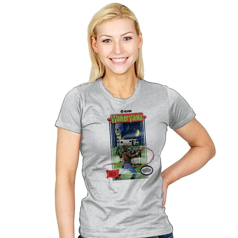 Walkervania Exclusive - Womens - T-Shirts - RIPT Apparel