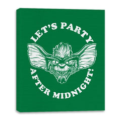 Let's Party - Canvas Wraps - Canvas Wraps - RIPT Apparel