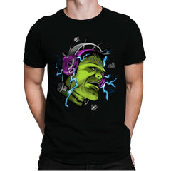 Electric Vibe - Mens Premium - T-Shirts - RIPT Apparel
