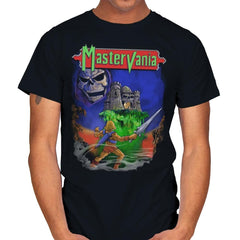 Mastervania - Anytime - Mens - T-Shirts - RIPT Apparel