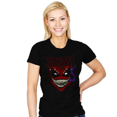 Heavy Metal Merc - Womens - T-Shirts - RIPT Apparel
