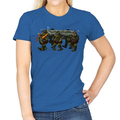 Carbonite Dance - Womens - T-Shirts - RIPT Apparel