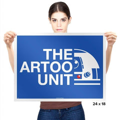 The Artoo Unit Exclusive - Prints - Posters - RIPT Apparel