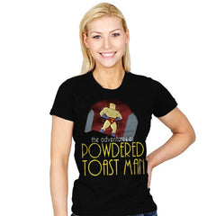 The Adventures of PTM - Womens - T-Shirts - RIPT Apparel