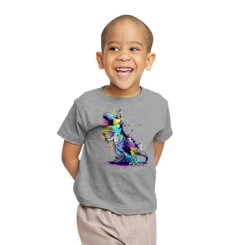 Unicornosaurus Rex - Youth - T-Shirts - RIPT Apparel