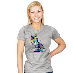 Unicornosaurus Rex - Womens - T-Shirts - RIPT Apparel