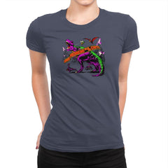 Predacon Park Exclusive - Womens Premium - T-Shirts - RIPT Apparel