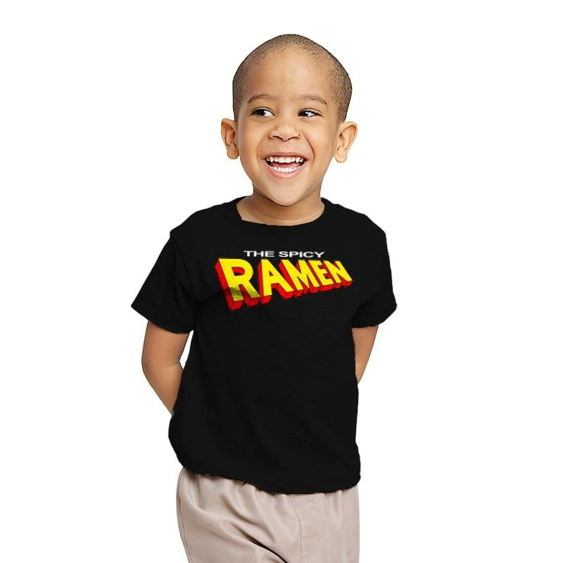 The Spicy Ramen - Youth - T-Shirts - RIPT Apparel