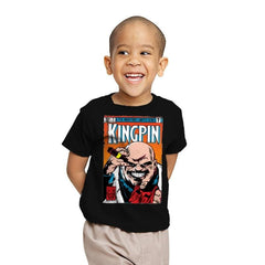 Kingpin #1 - Youth - T-Shirts - RIPT Apparel
