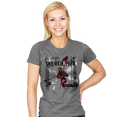 Shrinkin Park - Womens - T-Shirts - RIPT Apparel