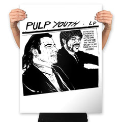 Pulp Youth LP - Prints - Posters - RIPT Apparel