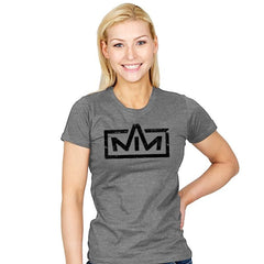Cap'NIN - Womens - T-Shirts - RIPT Apparel