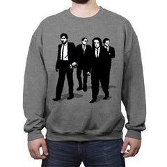 Reservoir Groomsmen - Crew Neck Sweatshirt - Crew Neck Sweatshirt - RIPT Apparel