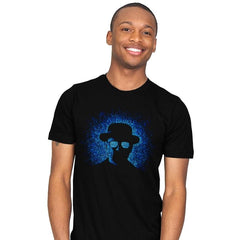 Baby Blue - Pop Impressionism - Mens - T-Shirts - RIPT Apparel