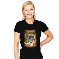 The Boonies - Womens - T-Shirts - RIPT Apparel