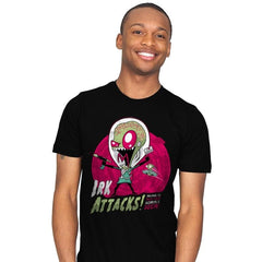 Irk Attacks! - Mens - T-Shirts - RIPT Apparel
