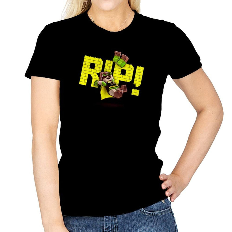 RIP! Exclusive - Womens - T-Shirts - RIPT Apparel