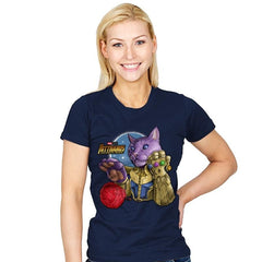 KitThanos - Womens - T-Shirts - RIPT Apparel