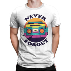 Don't Forget Me - Mens Premium - T-Shirts - RIPT Apparel