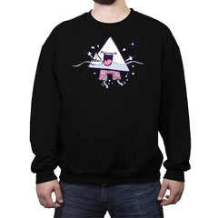 Bermuda Triangle - Crew Neck Sweatshirt - Crew Neck Sweatshirt - RIPT Apparel