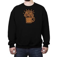 Ataco - Crew Neck Sweatshirt - Crew Neck Sweatshirt - RIPT Apparel