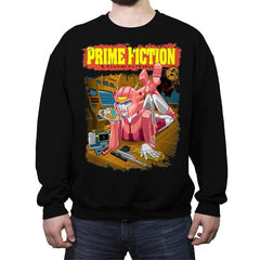 Prime Fiction - Crew Neck Sweatshirt - Crew Neck Sweatshirt - RIPT Apparel