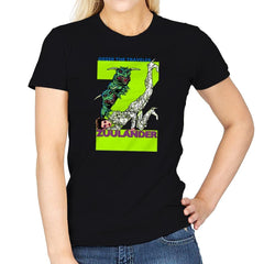 Zuulander Exclusive - Womens - T-Shirts - RIPT Apparel