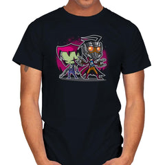 Invaders of The Galaxy Part 2 Exclusive - Awesome Mixtees - Mens - T-Shirts - RIPT Apparel